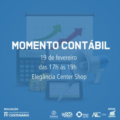 """""""Momento Contábil"""" será realizado pelo curso de Ciências Contábeis da FMC"""