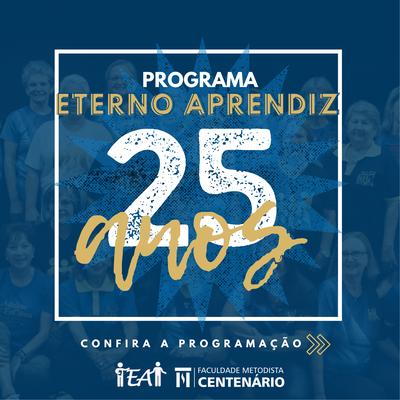 25 anos do Programa Eterno Aprendiz será celebrado com oficinas e piquenique