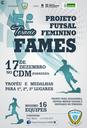 5º Torneio Futsal Feminino Fames ocorre em dezembro