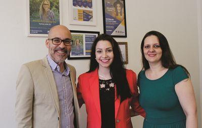 Acadêmica do curso de Direito da Faculdade Metodista fará intercâmbio para Portugal