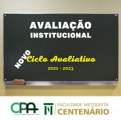 CPA inicia novo ciclo de avaliação institucional e divulga relatório do triênio 2018-2020