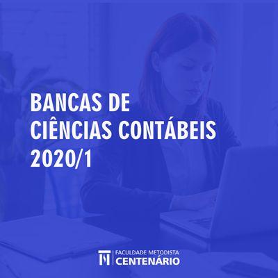 Curso de Ciências Contábeis divulga as datas das bancas de TCC I e II