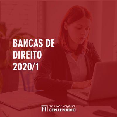 Curso de Direito divulga as datas das bancas de TCC