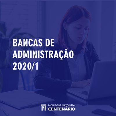 Divulgadas as datas das bancas de TCC I e TCC II do curso de Administração