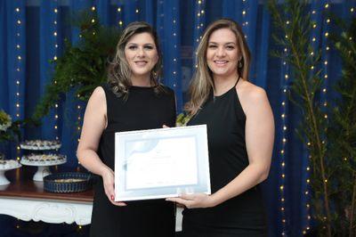 Faculdade Centenário recebe homenagem no III Jantar Baile da Contabilidade
