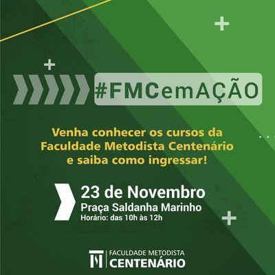 FMC em Ação na Praça