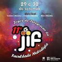 11º Edição do JIF será nos dias 29 e 30 de setembro