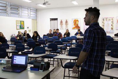 Alunos de Educação Física apresentam trabalhos em Seminário do Curso