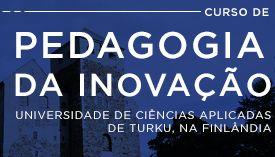Assessoria de Relações Internacionais abre inscrições para curso de Pedagogia da Inovação, na Finlândia