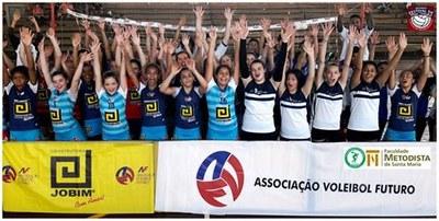 II Festival de Mini Voleibol