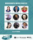 Confira quem são os ministrantes dos workshops da 3ª Semana Acadêmica e  Jornada de Pesquisa e Extensão dos Cursos de Administração e Ciências Contábeis
