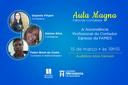 Egressos irão palestrar na Aula Magna do curso de Ciências Contábeis