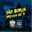 """Faculdade Metodista apoia campanha """"São Borja precisa de ti"""""""