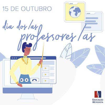 Feliz Dia dos/as Professores/as