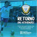 Projeto de Extensão Equipe de Futsal Feminino retorna às atividades nesta quinta-feira (28)
