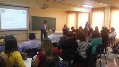 Reunião FAMES/UFRGS