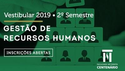 Faculdade Centenário oferece curso de Gestão de Recursos Humanos